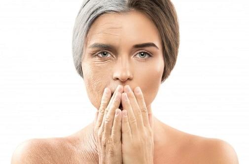 תאי הזדקנות למה אנחנו סובלים מקמטים רבים